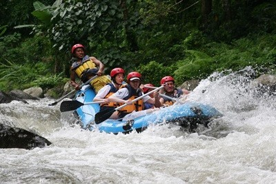 Mega Rafting - Traviora