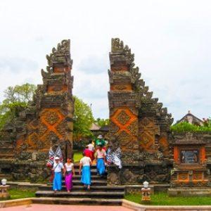 Batuan Temple at Bali
