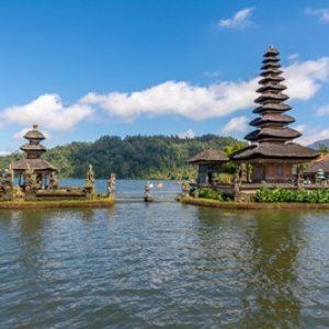 Pura Ulun Danu Bratan @Bali