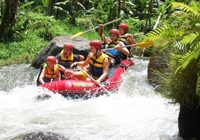 Bahama rafting - Traviora
