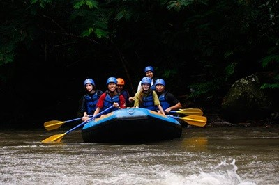 Sobek Rafting - Traviora