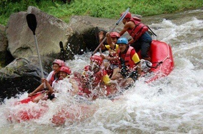 Bali Green Line Rafting - Traviora