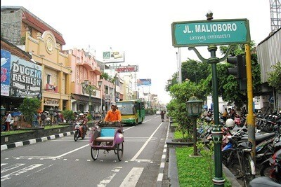 Day 1: Arrived in Yogyakarta - Transfers In