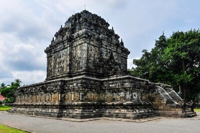 Day 2: Borobudur Temple - City Tour