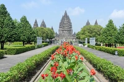 Day 3: Prambanan Temple - Transfer Out