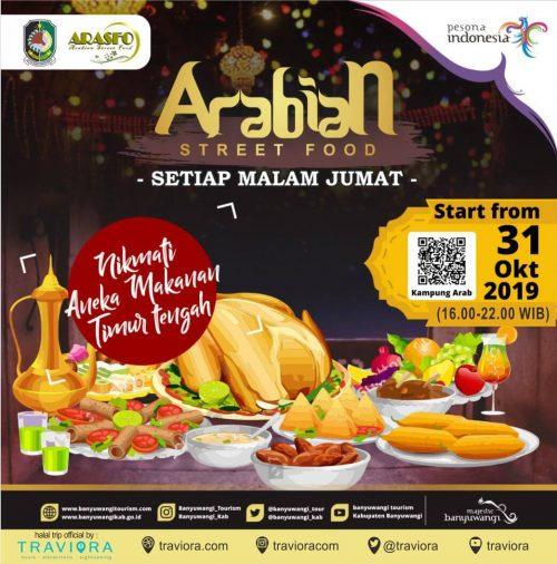 Arabian Street Food | Traviora
