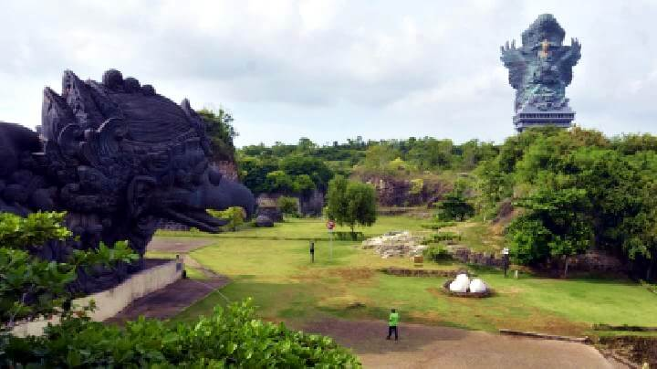 bali attractions closed