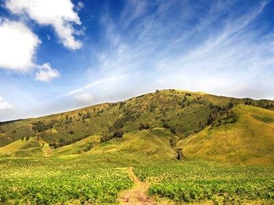 Teletubbies Hill Bromo